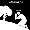 Getsemane Pictogram