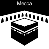 Mecca Pictogram