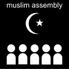 muslim assembly Pictogram