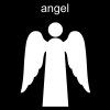 angel Pictogram