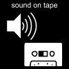 sound on tape Pictogram