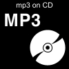 mp3 on CD Pictogram