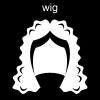 wig Pictogram