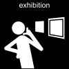 exhibition Pictogram