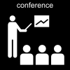 conference Pictogram