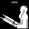 rabbi Pictogram