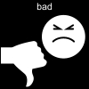 bad Pictogram