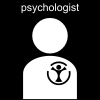 psychologist Pictogram