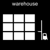 warehouse Pictogram