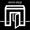 wind-stop Pictogram