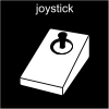 joystick Pictogram