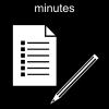 minutes Pictogram