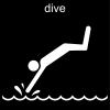 dive Pictogram