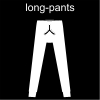 long-pants Pictogram