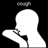 cough Pictogram