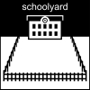 schoolyard Pictogram