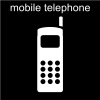 mobile telephone Pictogram