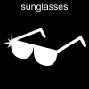 sunglasses Pictogram