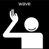 wave Pictogram
