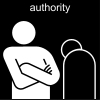 authority Pictogram
