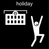 holiday Pictogram