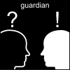 guardian Pictogram