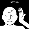 stroke Pictogram