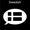 Swedish Pictogram