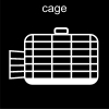 cage Pictogram