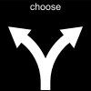 choose Pictogram
