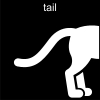 tail Pictogram
