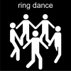 ring dance Pictogram