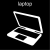 laptop Pictogram
