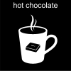 hot chocolate Pictogram