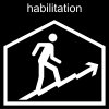 habilitation Pictogram
