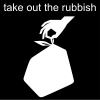take out the rubbish Pictogram