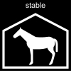 stable Pictogram