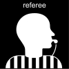 referee Pictogram