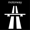 motorway Pictogram