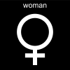 woman Pictogram