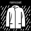 raincoat Pictogram