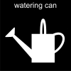 watering can Pictogram
