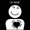 in love Pictogram