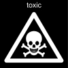 toxic Pictogram