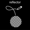 reflector Pictogram