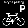 bicycle parking Pictogram