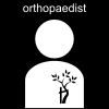 orthopaedist Pictogram