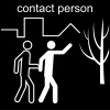 contact person Pictogram