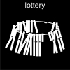 lottery Pictogram