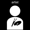 artist Pictogram